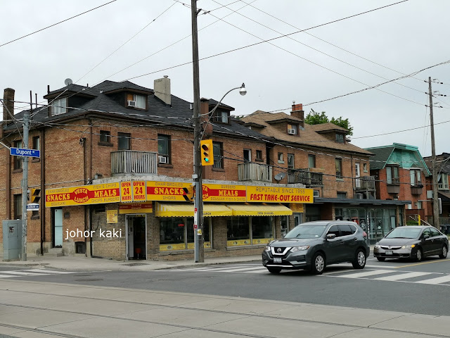 Vesta Lunch Diner @ Dupont Toronto - Miriam Reinoso's Baby
