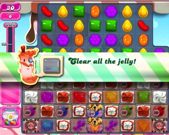 Candy and crush candy crush saga level 1618 - 1600 candy crush ...
