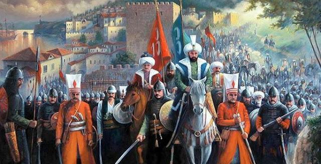 Fakta Singkat Tentang Sejarah Turki Usmani atau Kesultanan Ottoman