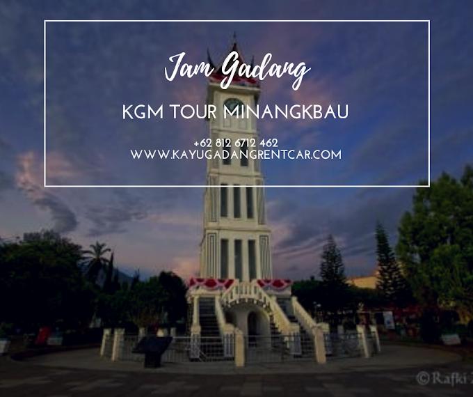 Paket Tour Padang Wisata Murah 3 Hari 2 Malam ke Bukittinggi Minangkabau Sumatera Barat