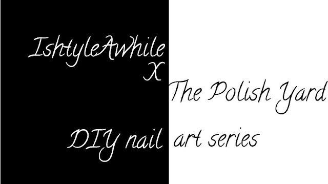 DIY Nail Art #3 feat The Polish Yard image
