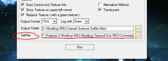 Otte's workshop: Guide: Creating Texmod Package Files (TPF