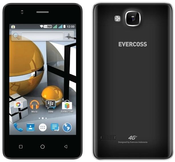 Harga Evercoss Winner T 4G Spesifikasi Dan Kelebihan