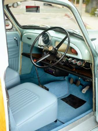 Excellent Driver 1968 Morris Minor Traveller Auto