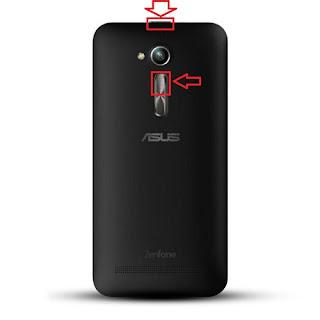 Cara Hard Reset Asus Zenfone Z008D Ampuh Atasi Bootloop
