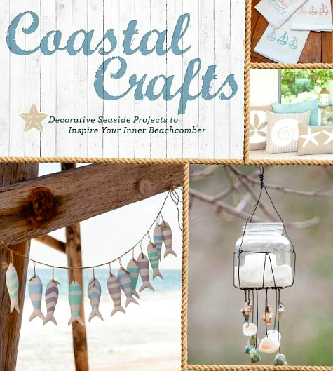 Coastal Crafts Book Craft Ideas