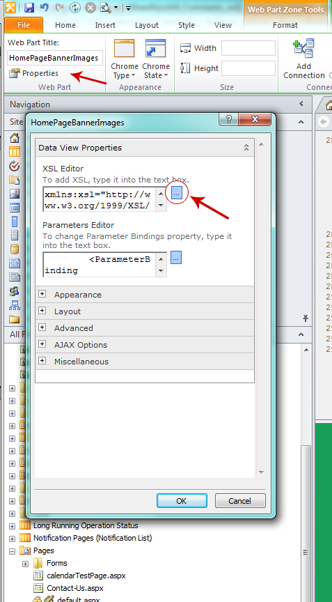 xsl multiple templates - workblog display block dvwp data view web part as a