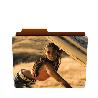 preview of Megan Fox, actress, folders Icon