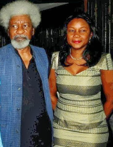 wole soyinka daughter dead