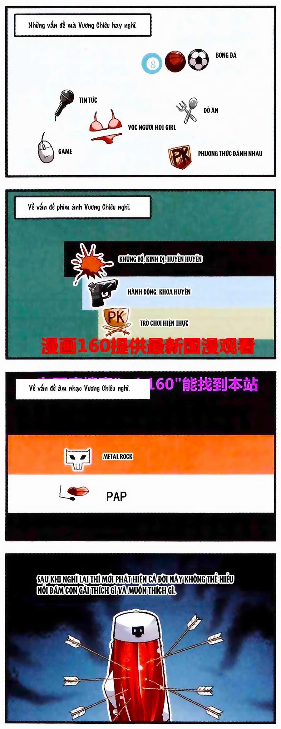 Vương Giả Danh Chiêu Chap 12 - Next Chap 13
