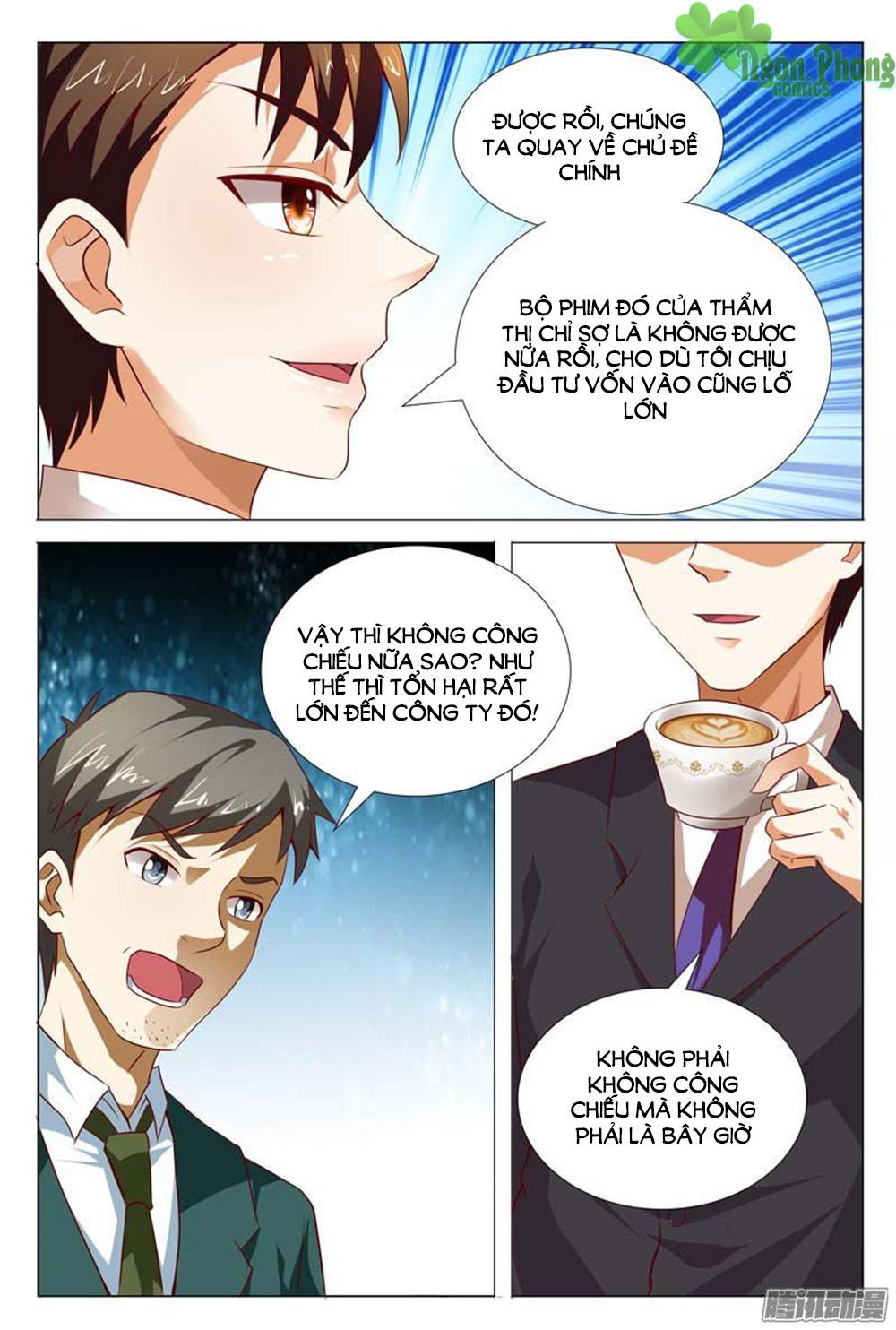 Hào Môn Tiểu Lão Bà Chap 115 - Trang 9