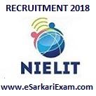 NIELIT Scientist Recruitment