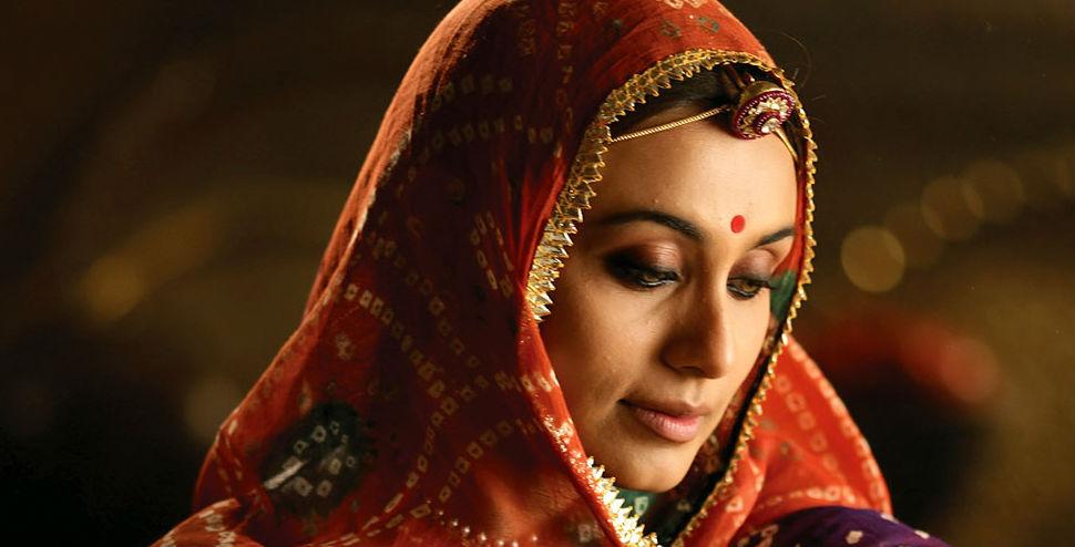 Elegance of living: Rani Mukherjee