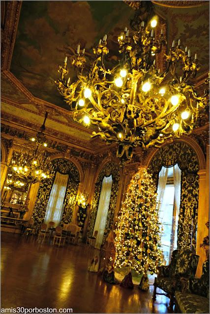 Gran Salón de Marble House, Newport