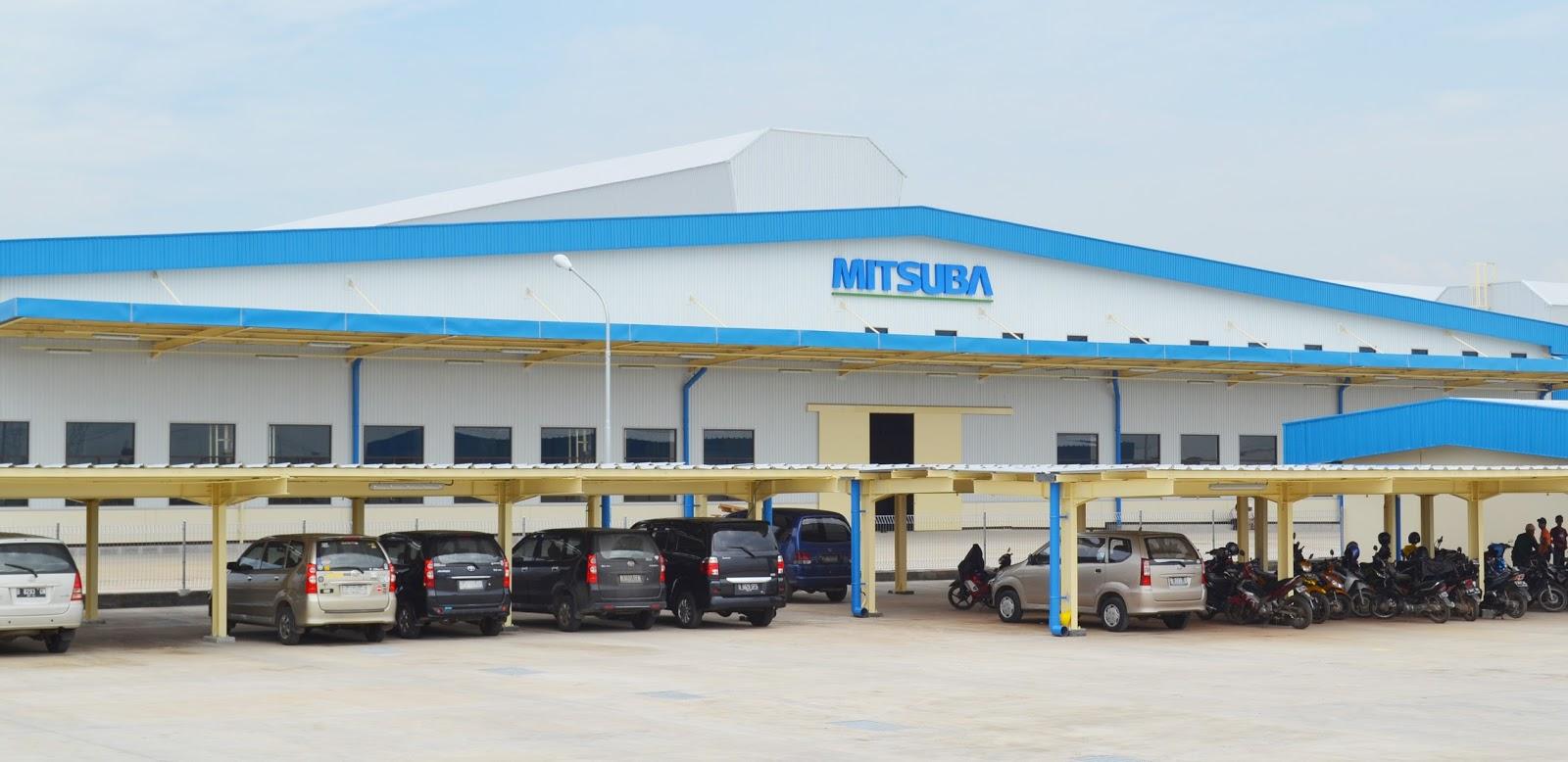 Operator Produksi Lulusan SMA SMK Untuk PT.Mitsuba Indonesia- Info Kerja