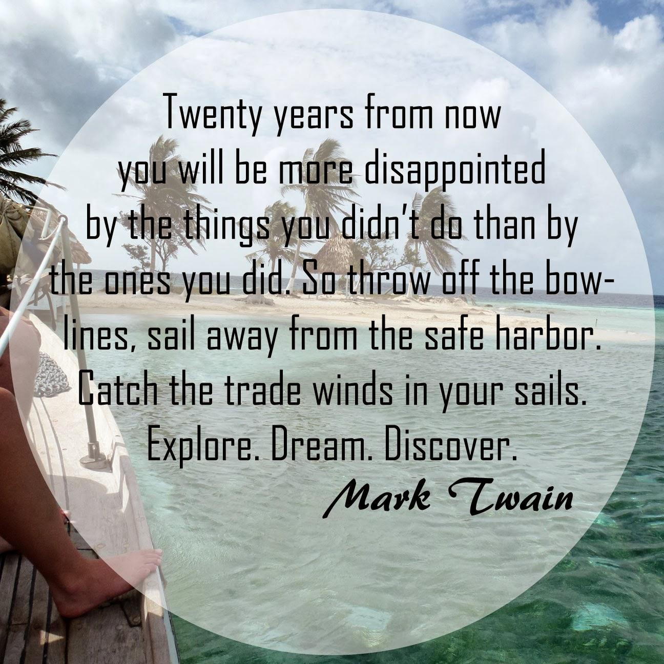 Destination Exploration: Explore. Dream. Discover.
