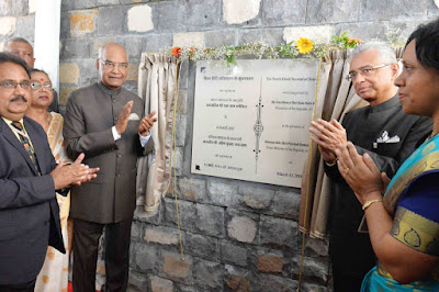 President Kovind Inaugurates World Hindi Secretariat building in Mauritius