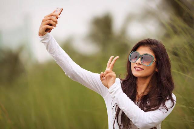 Mumtaheena Chowdhury Toya New Selfie