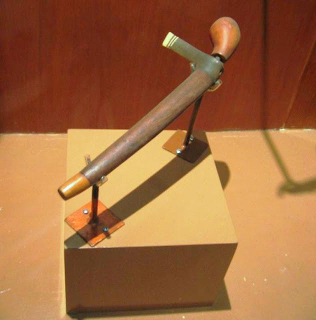 Gambar Siwar Senjata Tradisional Bengkulu