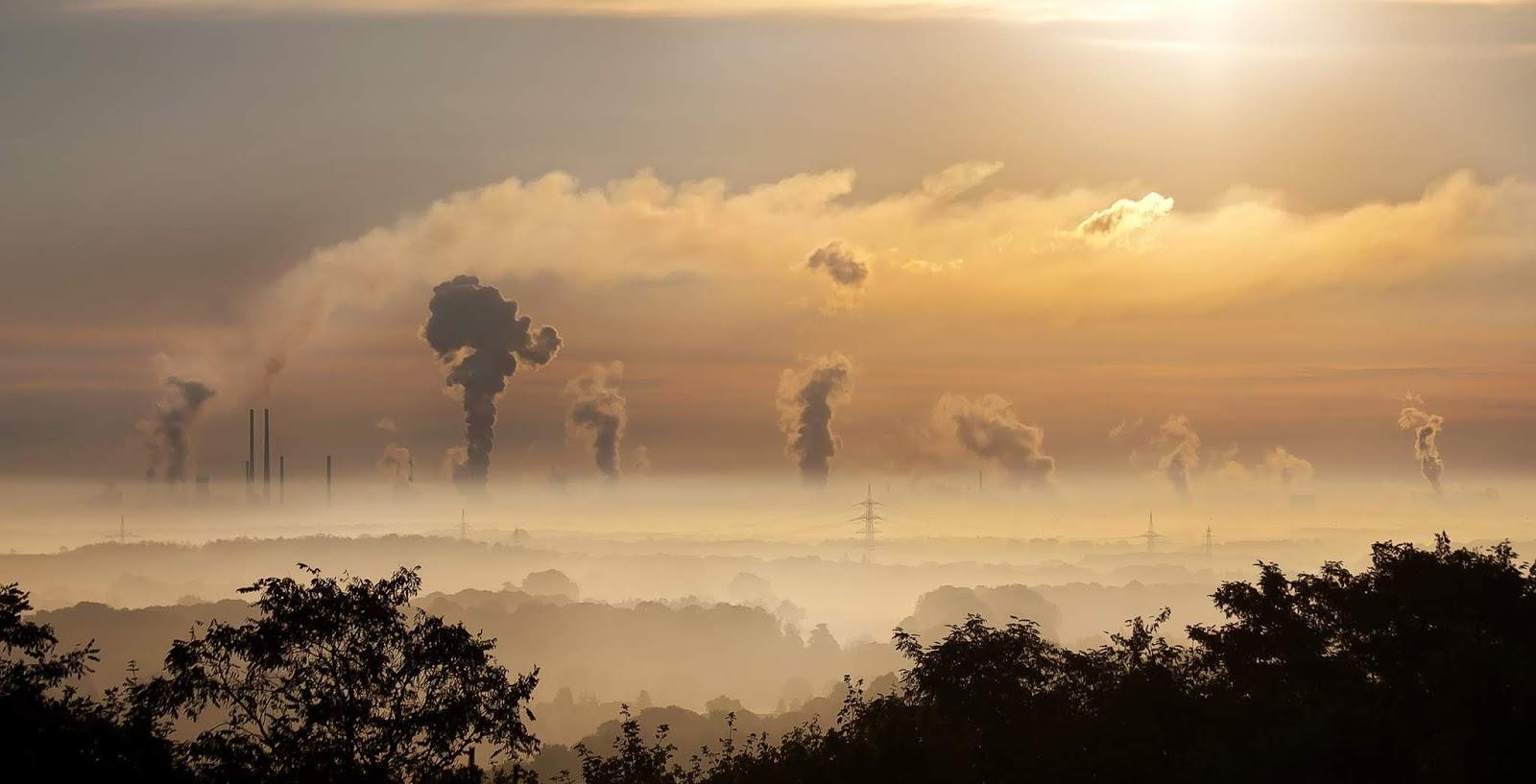 Jak chronić się przed smogiem- Według blogerek
