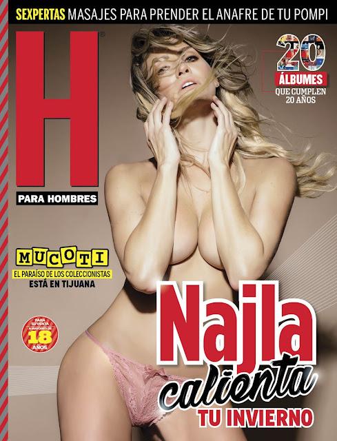 Revista H Enero 2019 Najla Montibeller [FOTOS+PDF]