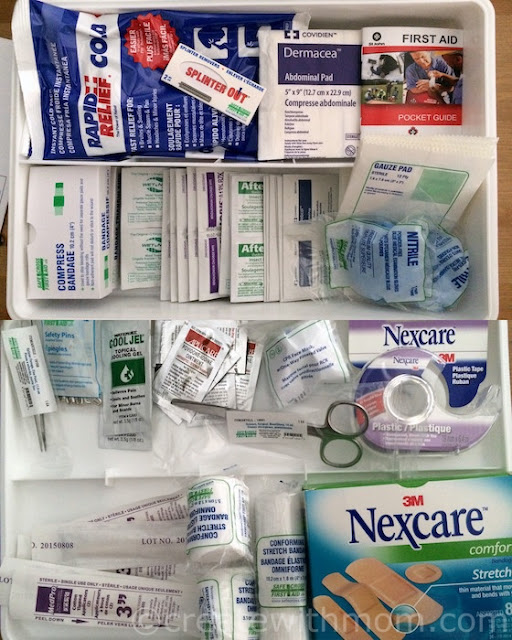 nexcare first aid