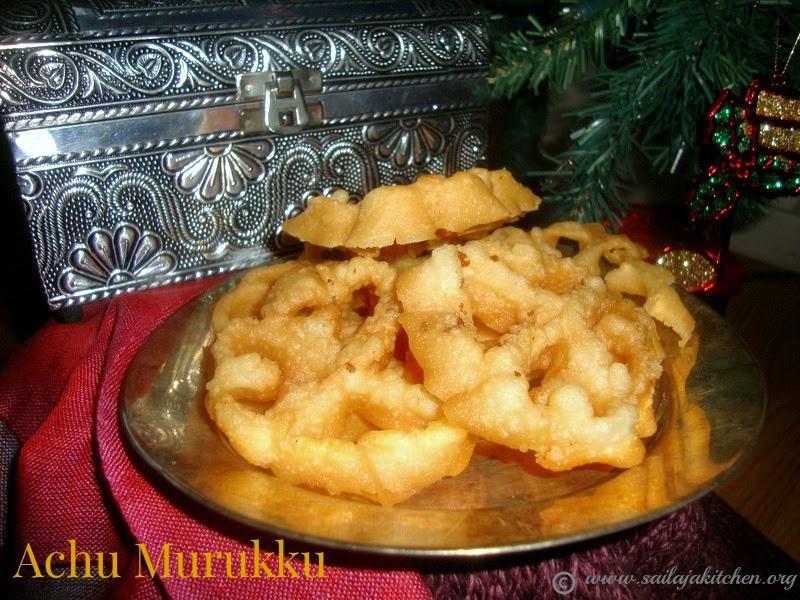 images for Achu Murukku Recipe / Achappam Recipe / Eggless Rose Cookie Recipe / Eggless Rosette Cookies / Kerala Achappam