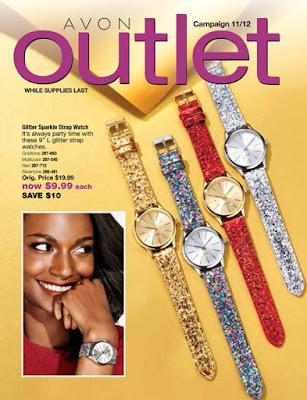 Outlet Avon Campaign 11/12