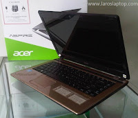 Jual Laptop Core i3, acer aspire 4752