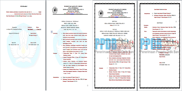Proposal dan SK PPDB 2016 Lengkap