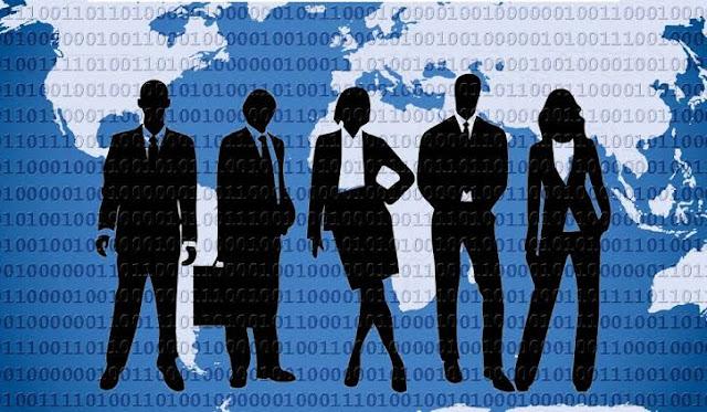 Profissões ligada a TI