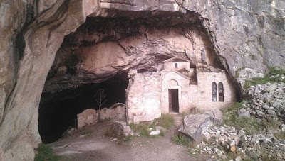 Σπήλαιο Νταβέλη: Περίεργη καταγραφή οντοτήτων στο εσωτερικό του! (photos)
