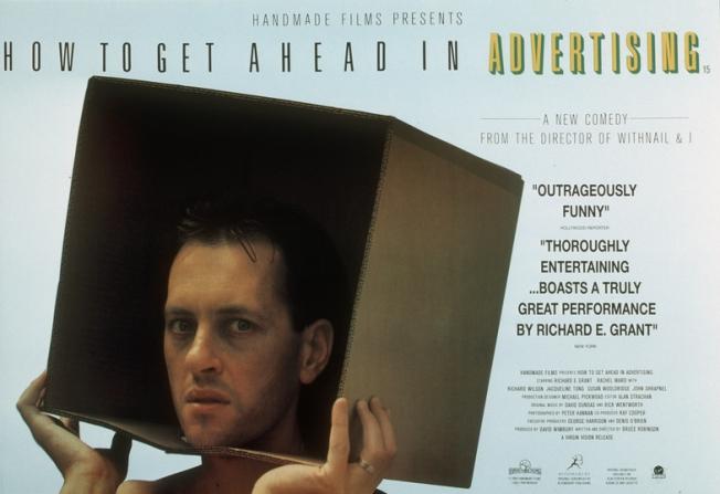 Resultado de imagen para how to get ahead in advertising film