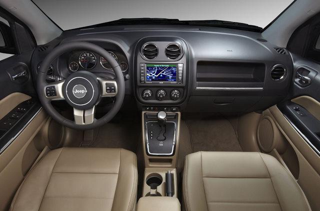 Novo Jeep Compass 2012 chega ao Brasil com preço na casa ...