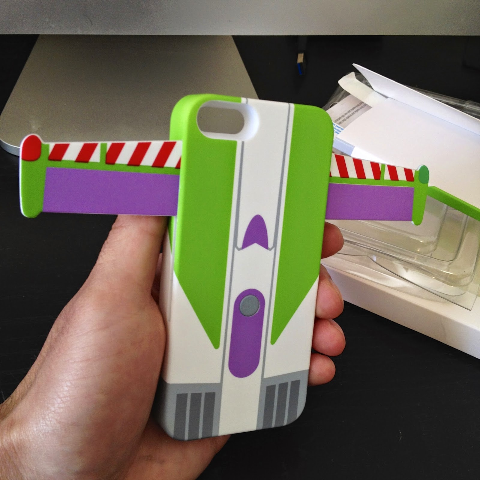 Case Of Toy Story Games : Dan the pixar fan toy story buzz lightyear iphone case