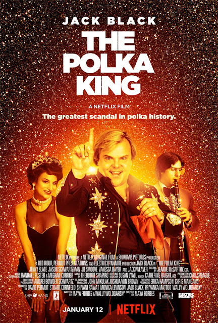 The Polka King (2017) ταινιες online seires xrysoi greek subs