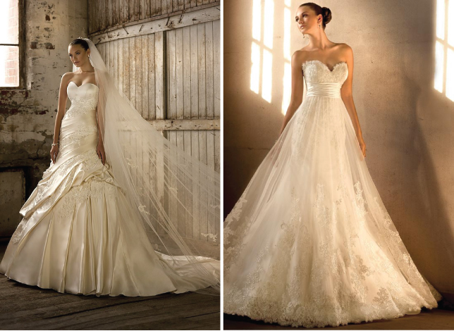 Big Pictures Of Essence Wedding Dresses 65