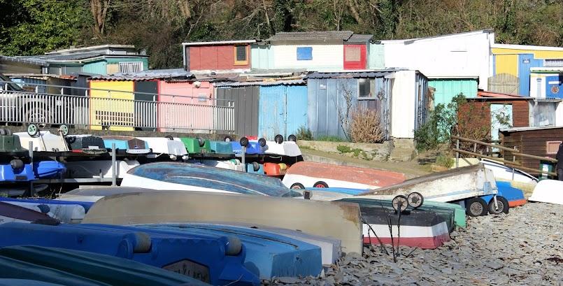 La Maison Blanche, najbardziej kolorowe miejsce w Breście  / La Maison Blanche, l'endroit le plus coloré de Brest