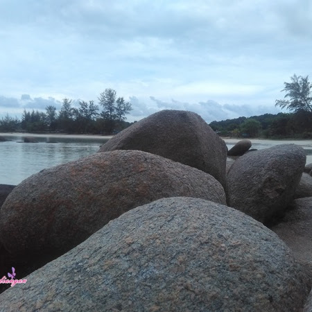 Discovery Beach in Bintan Island