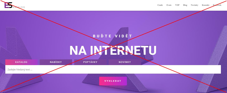 Internetový podvod s žádostí o peníze