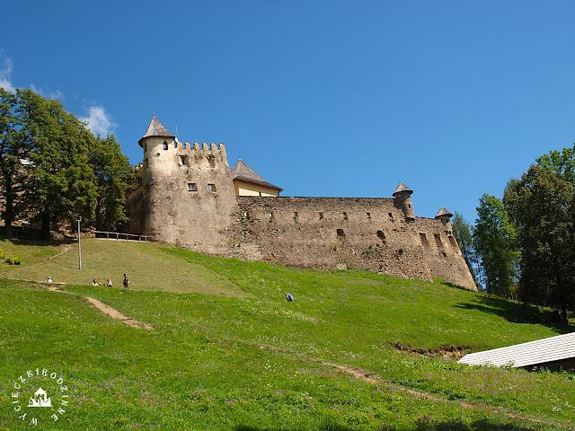 Zamek i skansen Stará Ľubovňa