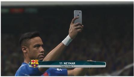 PES 2017 Selfie Mod dari Devril