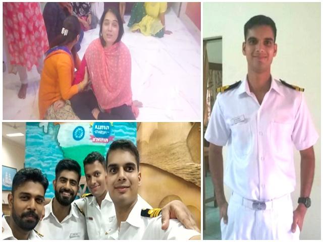 lieutenant dharmendra singh chauhan ratlam झाबुआ- रतलाम क्षेत्र का गौरव लेफ्टिनेंट कमांडर धमेन्द्र सिंह चौहान शहीद