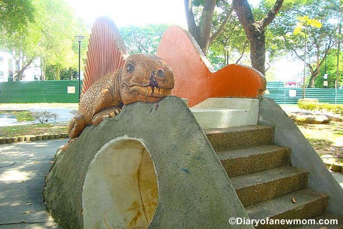 Ouranosaurus - Singapore