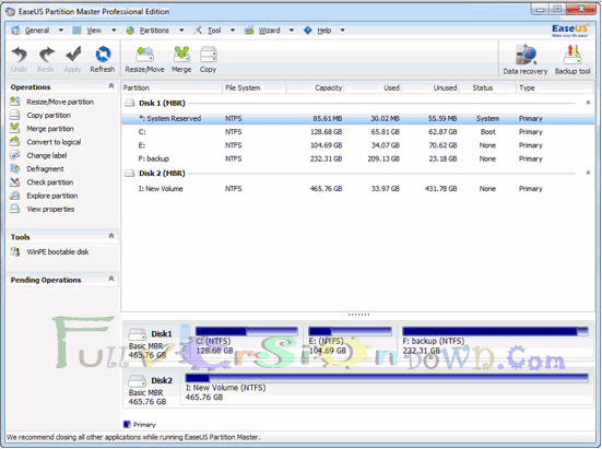 EASEUS Partition Master 11.10 (All Edition) Full Keygen