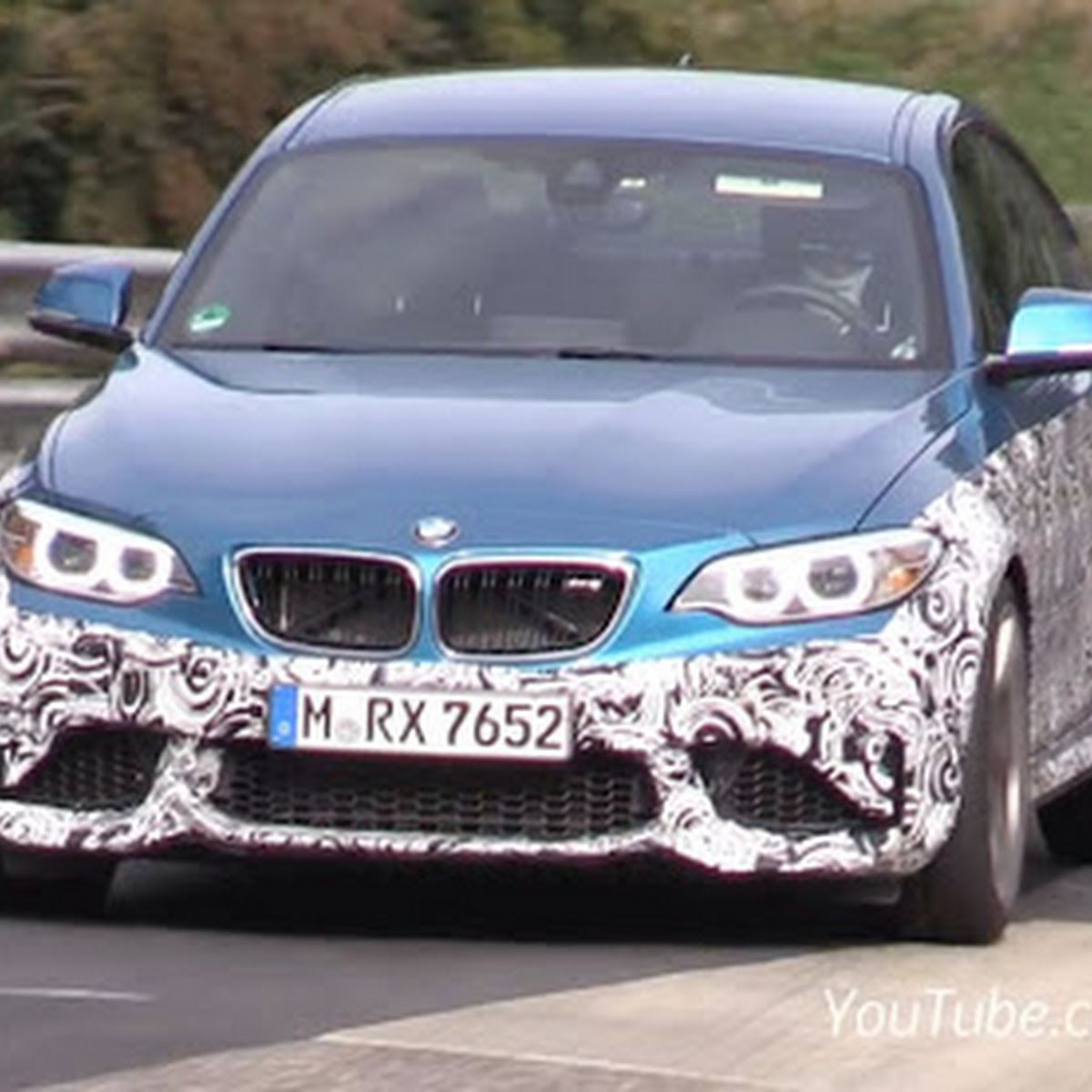 BMW M2 CS To Get M4 Engine With 400 HP