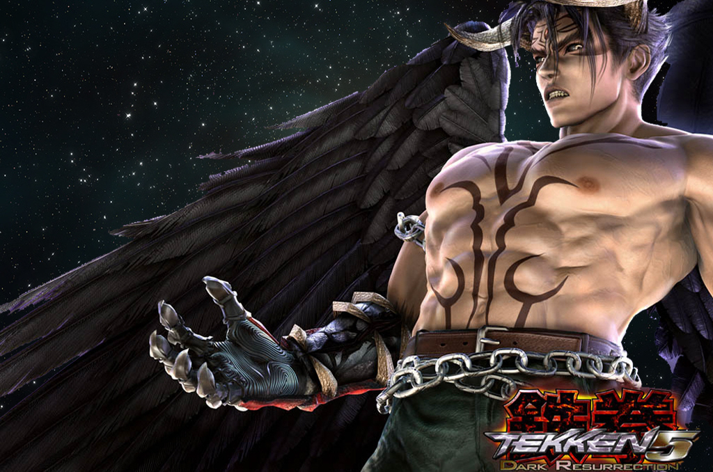Tekken 5 Devil Jin Wallpaper202
