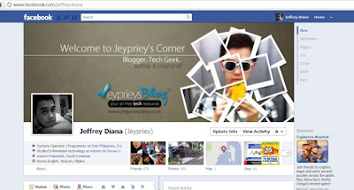 Design own Facebook Timeline cover photo