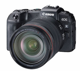 Latest Firmware Updates for Canon EOS R Bodies and RF Lenses