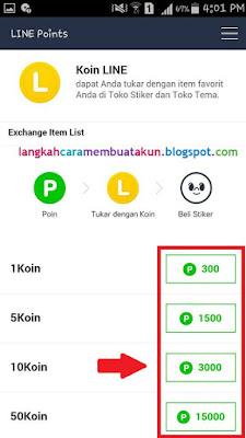 Bagaimana Cara Mendapatkan Koin Di Line | Koin Line Gratis